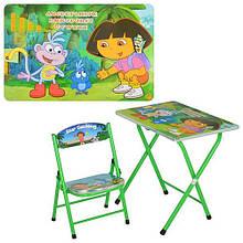 Детская парта со стульчиком (DT 19-18)