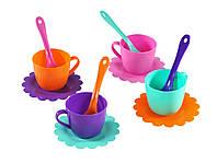 Набор игрушечной посуды Ромашка Тигрес (39082)