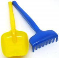 Набор лопата с граблями (МГ 116)