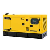 Дизельная электростанция ENERGY POWER EP 30SS3 на 25.0 кВт. 220/380 V