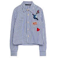 Женские рубашки, блузки весна/лето 2018