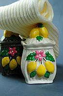 Набор для специй Лимончики, керамика