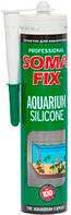 Силикон SomaFix аквариумный прозрачный 310 мл (61886057)