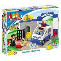 Конструктор Полицейский участок JDLT (5131)
