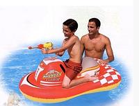 Надувной детский плот - скутер Bestway 140х84 см (41071)