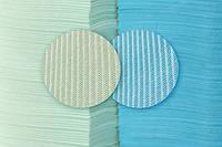 Стоматологические нагрудники-салфетки уп.500 шт Цвет: бирюза Цвет:бирюза