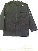 Подростковая демисезонная куртка Nike на мальчика.