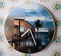 Часы настенные Голубая Мечта