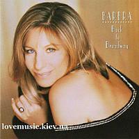 Музыкальный сд диск BARBRA STREISAND Back to broadway (1993) (audio cd)