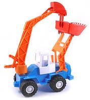 Детский трактор Погрузчик Универсал Орион (962), фото 1