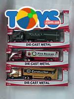Детский игрушечный трейлер, 889-18A