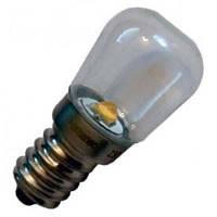 Светодиодная лампа для холодильника Lemanso Е14 1,5W теплый свет