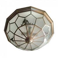Светильник уличный потолочный Brille BL-641S/4 E27