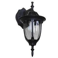 Уличный настенный светильник Brille GL-03 AМ MB