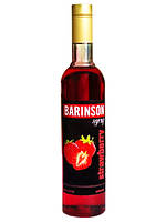 Сироп Barinson Клубника 900 г
