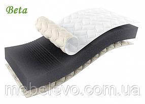 матрас Beta / Бета 100х100 ЕММ h19 Sleep&Fly ORGANIC двухсторонний беспружинный 120кг