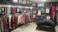 Торговое оборудование магазина одежды в г. Мариуполь