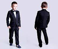 """Детский стильный костюм 2110 """"Смокинг"""""""