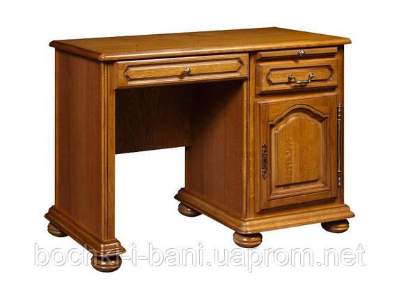 Письменный стол из массива ясеня, фото 2