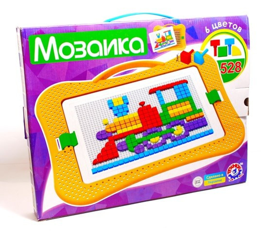 Детская мозаика № 8 ТехноК (3008)