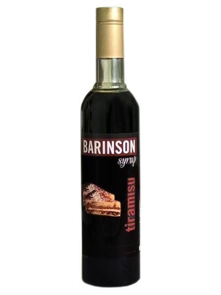 Сироп Barinson Тирамису 900 г