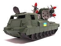 Игрушка Ракетная установка (457)  Орион
