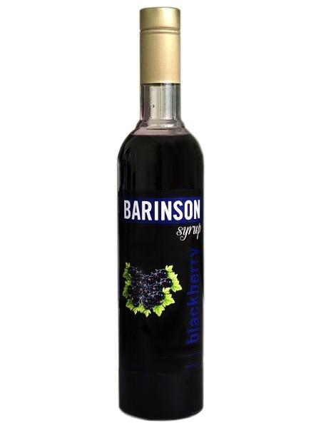 Сироп Barinson Черная смородина 900 г