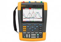 Осциллограф-мультиметр ScopeMeter® Fluke 190 серии II