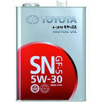 TOYOTA Motor Oil 5W-30 Моторное масло 4л.