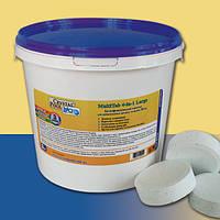 Химия для бассейнов Crystal Pool MultiTab 4-in-1 Large (5 кг)