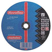Отрезной диск Metabo Novoflex 125х2,5 мм.