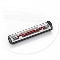 Футляр пластиковый для одной ручки 10 мм.