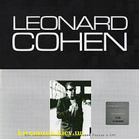 Музыкальный сд диск LEONARD COHEN I'm your man (1988) (audio cd)