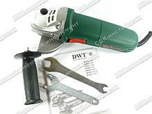 Углошлифовальная машина DWT WS08-125, фото 3