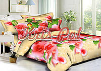 Комплект постельного белья ТМ KRIS-POL (Украина) ранфорс семейный 6118535