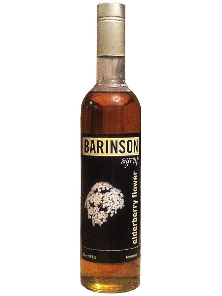 Сироп Barinson Цветы Бузины 900 г