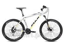 "Велосипед Fuji 26"" Nevada 1.7 біл./жовт. 23"" (2013)"