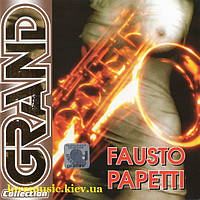 Музыкальный сд диск FAUSTO PAPETTI Grand collection (2003) (audio cd)