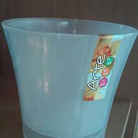 Горшок для цветов пластиковый 0,6 л