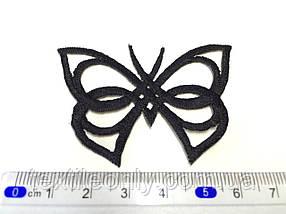 Нашивка Татуировка бабочка