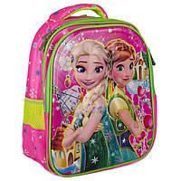 Детский рюкзак 3D 1301 frozen