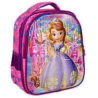 Детский рюкзак 3D 1301 princess