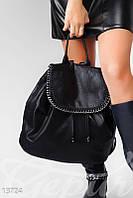 Черный оригинальный рюкзак