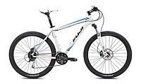 "Велосипед Fuji 27,5"" Nevada 1.5 бел/син. (2015)"