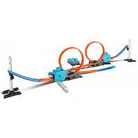 Трек Hot Wheels Builder System Power Booster Kit Усилитель Мощности DGD30