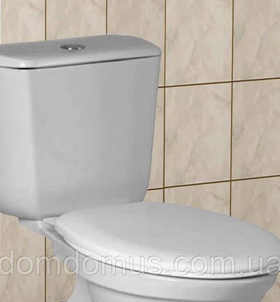 """Сидіння з кришкою для унітазу """"Люкс"""" Efe Plastics, Україна"""