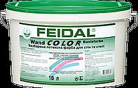 Бесцветная водно-дисперсионная краска Wand COLOR Basisfarbe, 10л