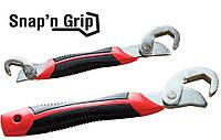 Универсальный гаечный разводной ключ Snap'N Grip. Высокое качество. Удобнейший инструмент. Купить. Код: КДН462