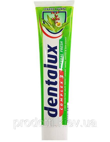Зубна паста Dental Herbal Fresh Complex 3