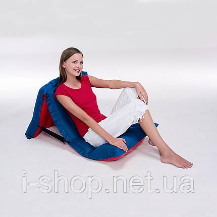 Сверхпрочный матрас-кресло для кемпинга Bestway 67013, фото 2